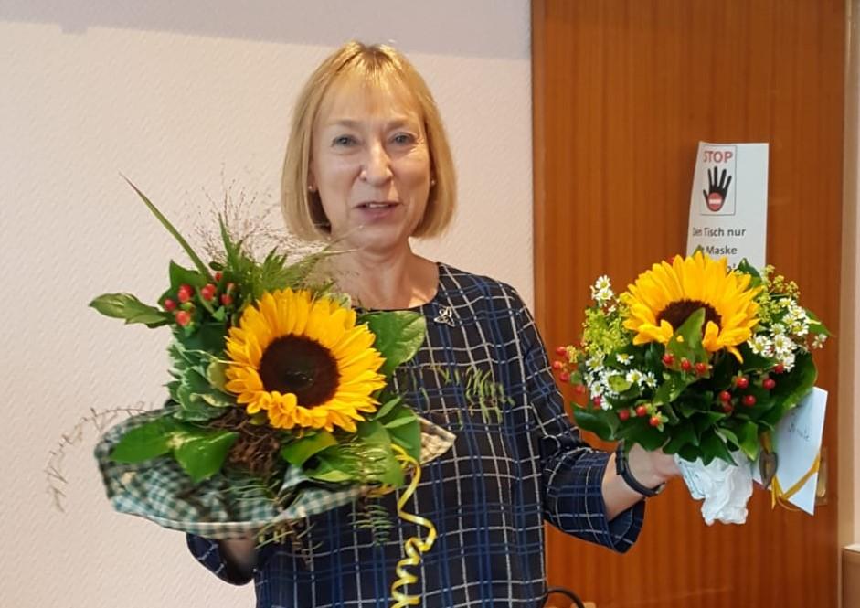 Renate Drögemüller ist neue Vorsitzende des KLFV Plön e.V.