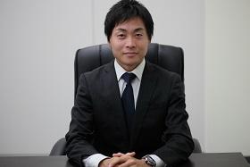 代表取締役社長 野村篤司