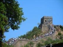 grande muraille de Chine - circuit en Chine - route de la soie