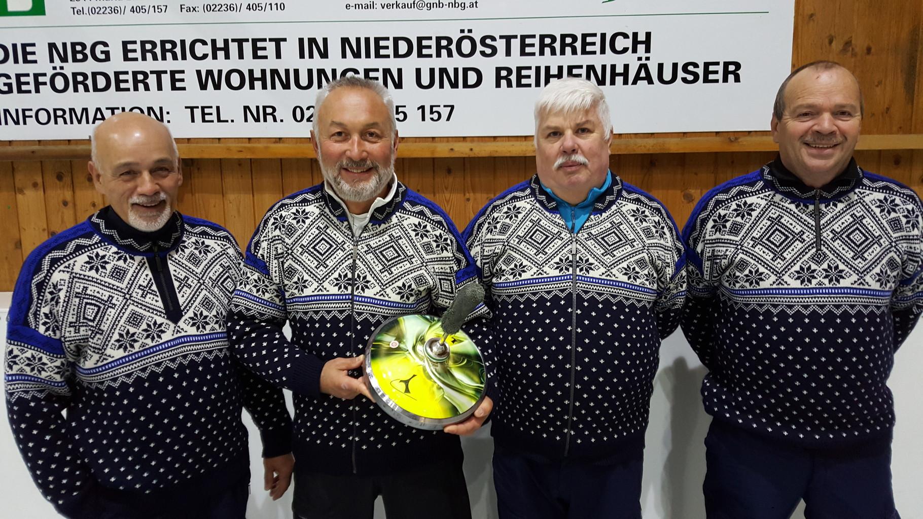 SIEGER KÖTTLACHER EISTURNIER 2015 Turnier 1 - ESV Hintenburg