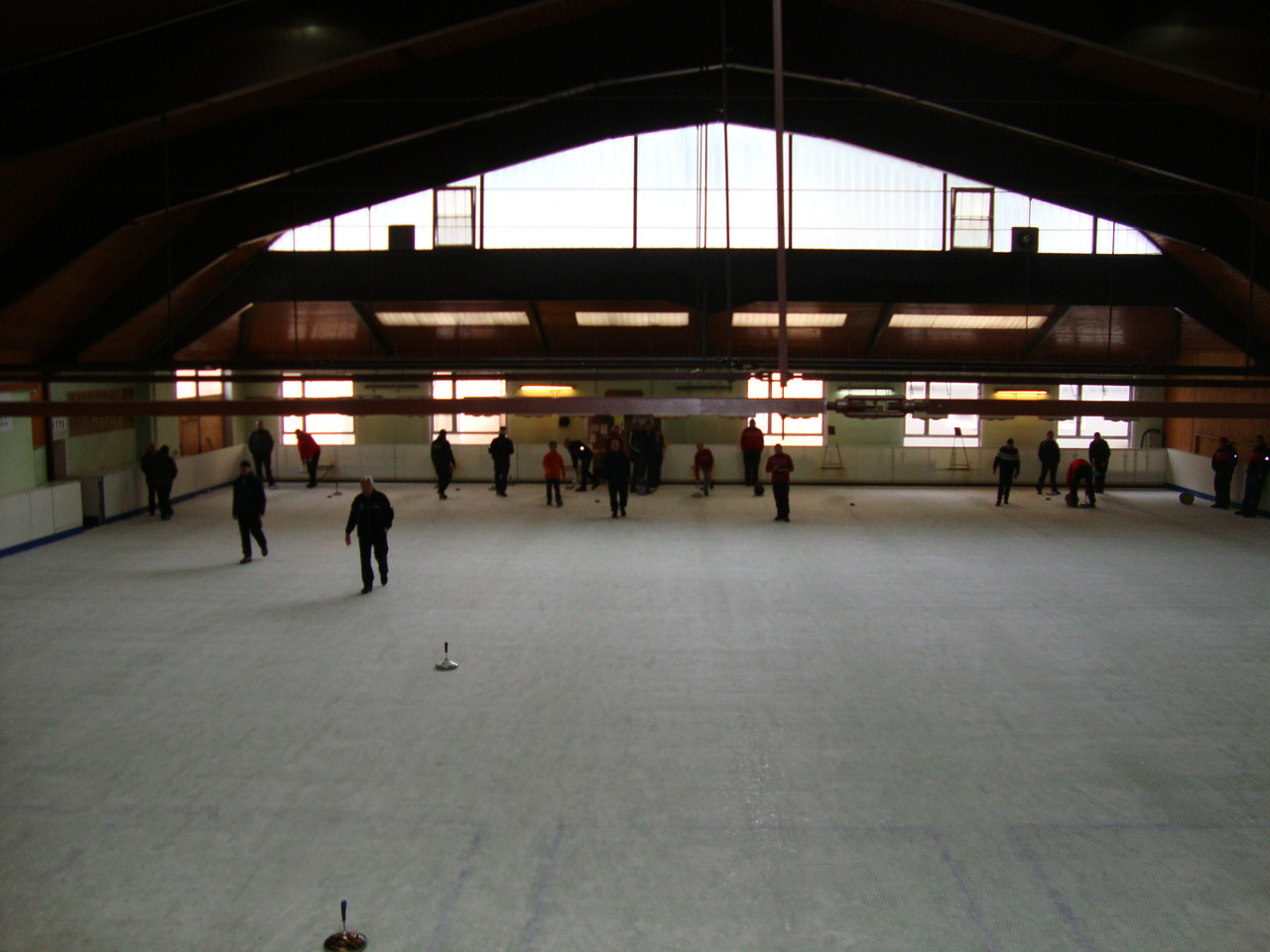 Eisturnier 2012 Eishalle Zöbern