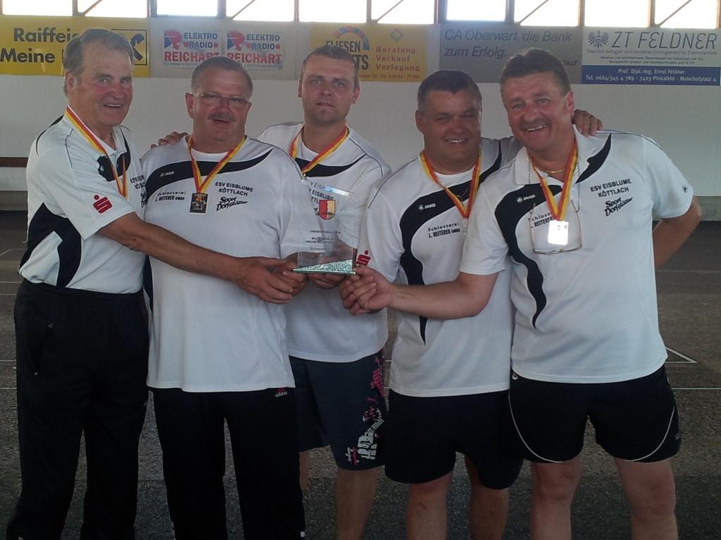 Regionalliga Meisterschaft in Oberwart - 17.06.2012 - Platz 2