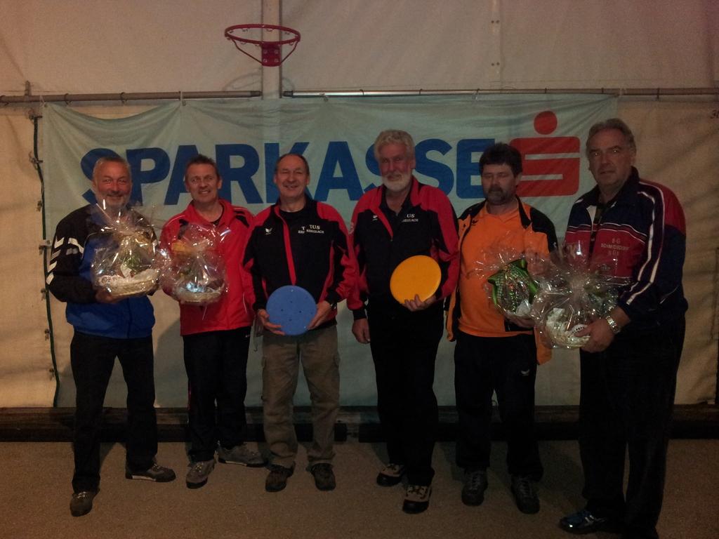 Senioren Duo Turnier 2012