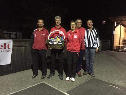 Platz 3 Turnier SG Mühlfeld Elite