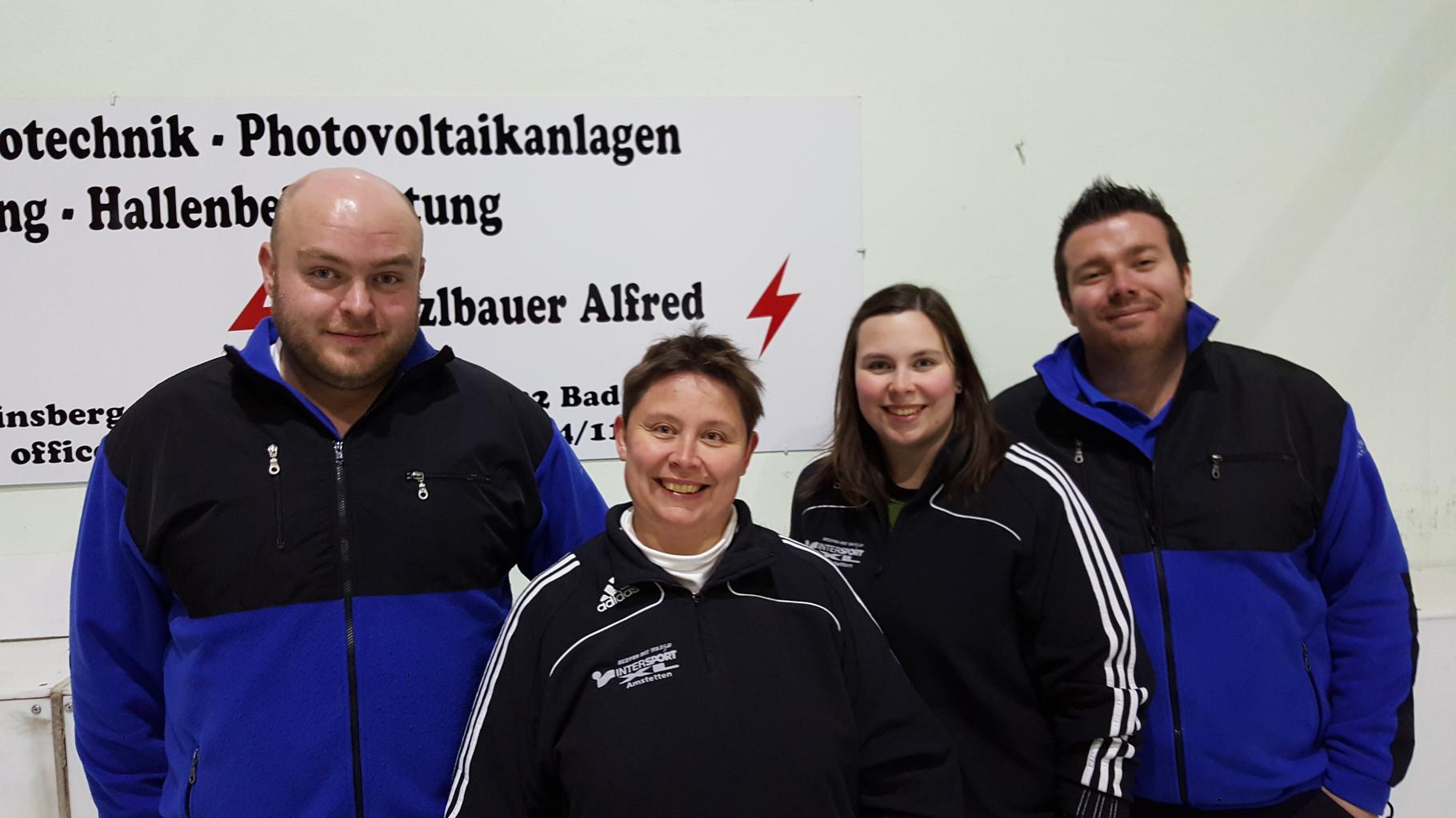 SIEGER KÖTTLACHER EISTURNIER 2015 - Turnier 2 - ESV Umdasch Amstetten