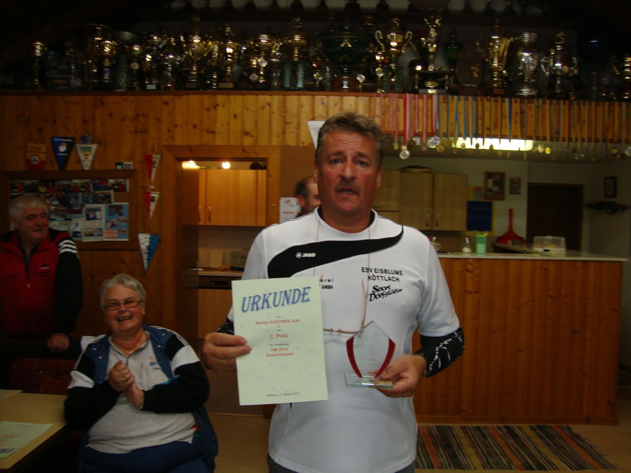 Vereinsmeisterschaften 2012 - Köttlach - 13. Oktober 2012