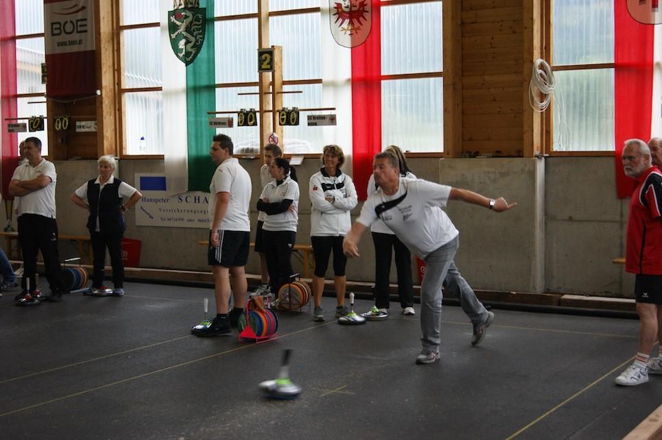 29. Östereichische Meisterschaft Mixed - Dellach im Drautal - 29.9.2012