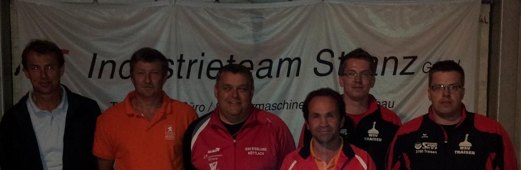 Herren Duo Turnier 2012 - Gruppe B