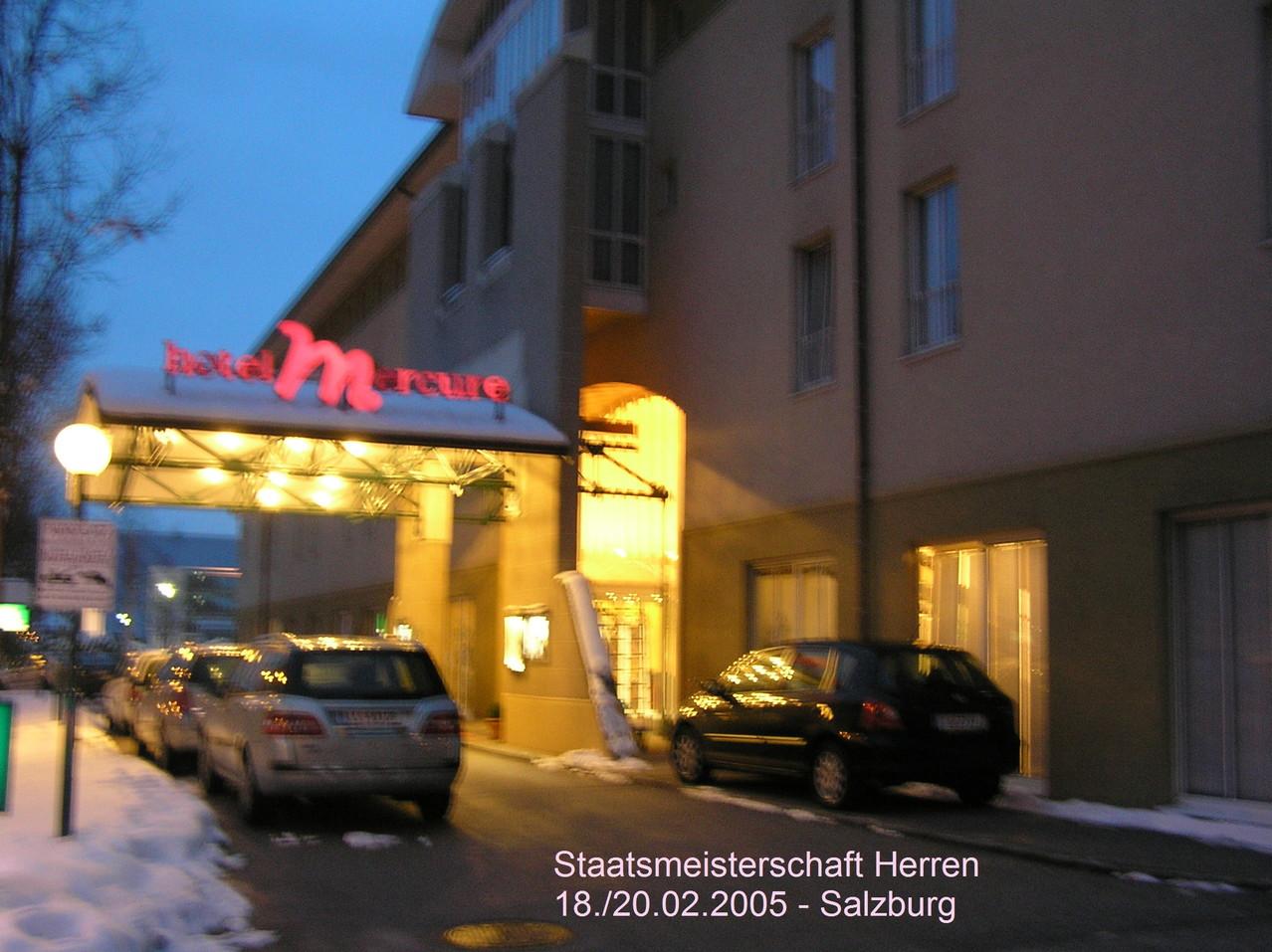 Staatsmeisterschaft 2005 in Salzburger - 9 Platz und Steher und ASKÖ Bundesmeisterschaft 2005