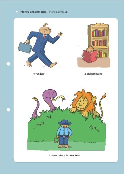 Eduquons ensemble avec Polo le lapin, extrait fascicule 10 (version enseignants)