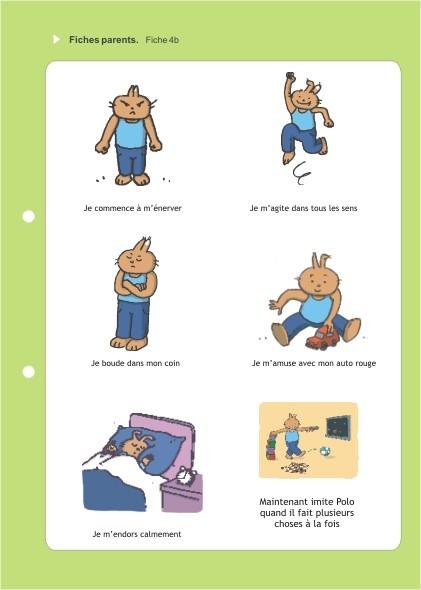Eduquons ensemble avec Polo le lapin, extrait fascicule 4 (version parents-enfants)