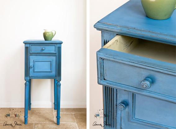 Furnierte Möbel Streichen möbel mit kreidefarbe streichen anleitung re33 hitoiro