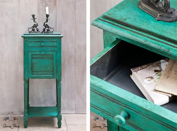 Annie Sloan Chalk Paint Florence - Wir von Nouvelle-Antique zeigen ...