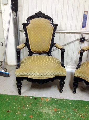alter Sessel von Nouvelle-Antique aus Aachen