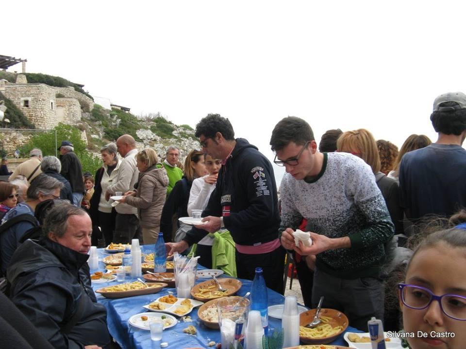 Località Ciolo - 2017 Festeggiamenti  Ventennale Speleo Trekking Salento  | Silvana De Castro