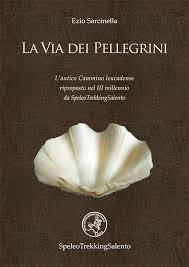 """Copertina del libro """"La Via dei Pellegrini"""""""
