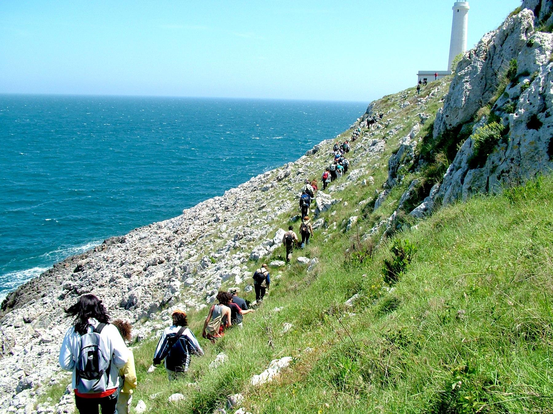 Otranto - Raggiungimento del faro della Palascia  | Ezio Sarcinella