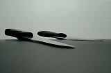 Krav maga : agression au couteau dans la région faciale