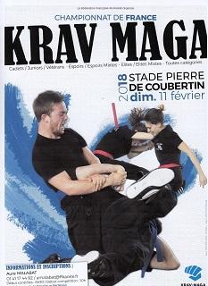 Championnat de France de krav maga 2018