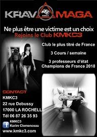 Krav maga La Rochelle : Assemblée Générale annuelle KMKC3
