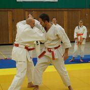 JJU-Jahresabschlußlehrgang 2019 Jiu Jitsu mit René Roese am 16.November 2019