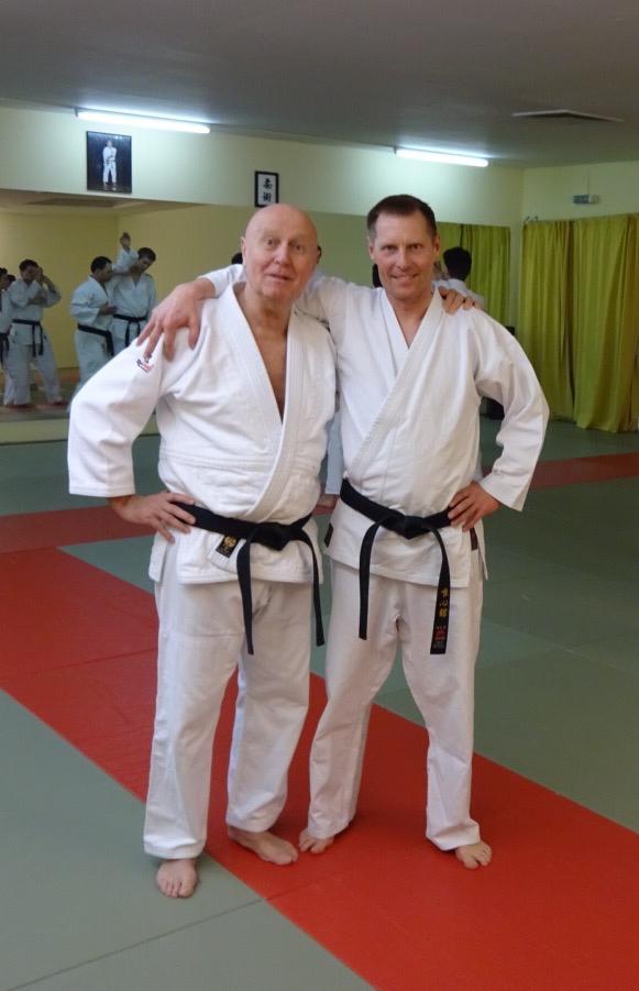 Stephan Wolf und Anreas Pabich
