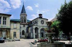 Abbatiale Saint-Michel