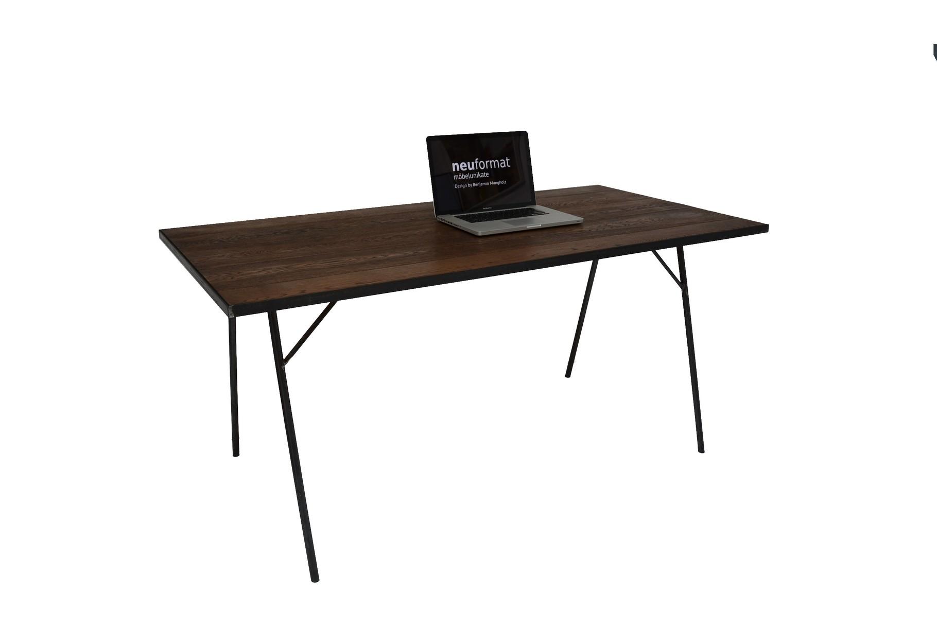 schreibtisch rustikal ansehen neuformat m beldesign. Black Bedroom Furniture Sets. Home Design Ideas
