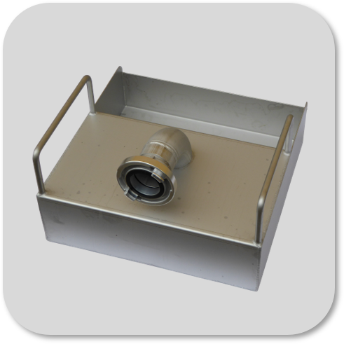 Spülbox
