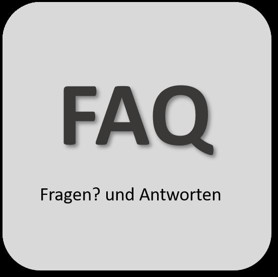 FAQ Fragen und Antworten