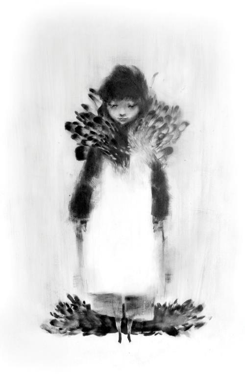 Une petite merveille d'Alexandre Day. Plus de ses illustrations sur son blog.