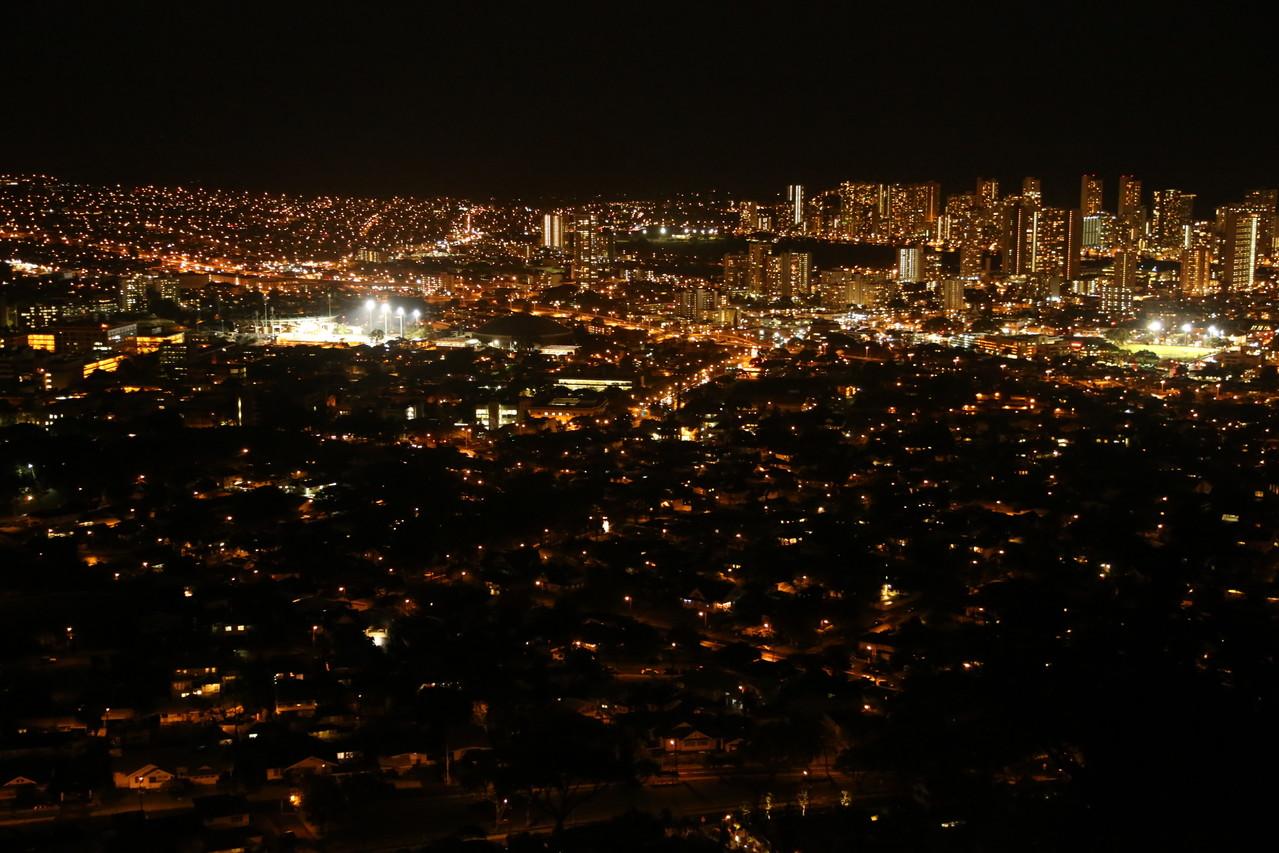 タンタラスの丘 夜景4
