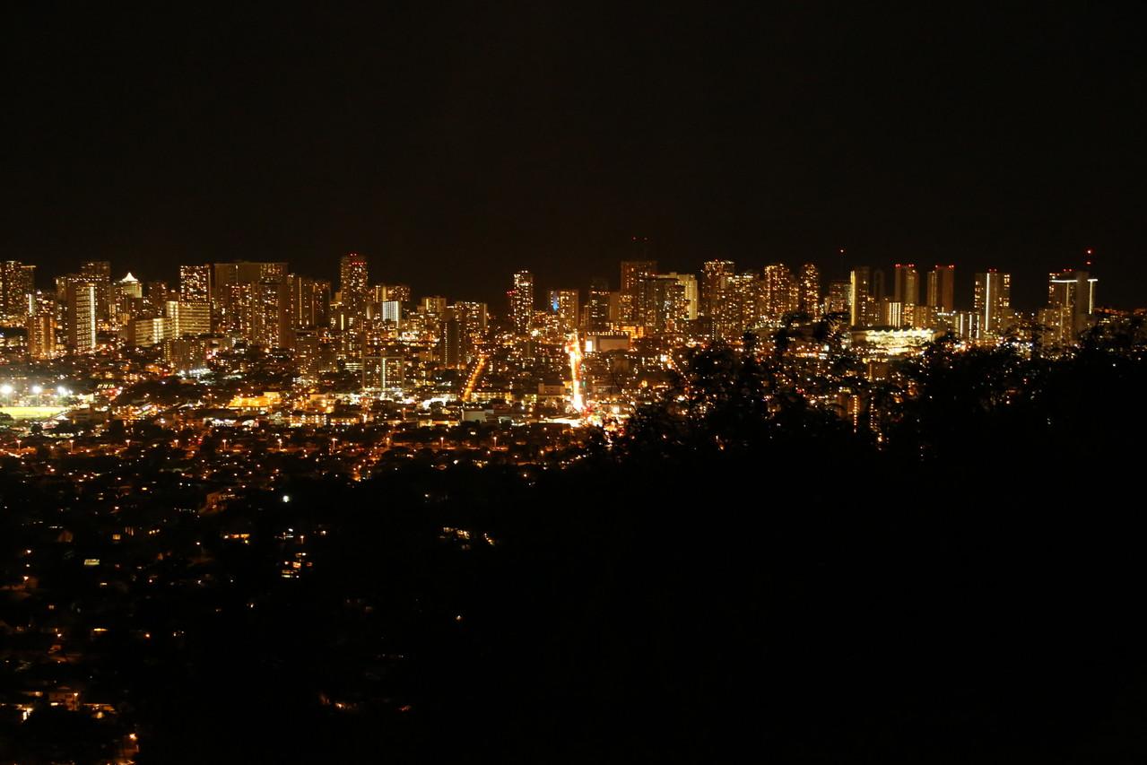 タンタラスの丘 夜景3