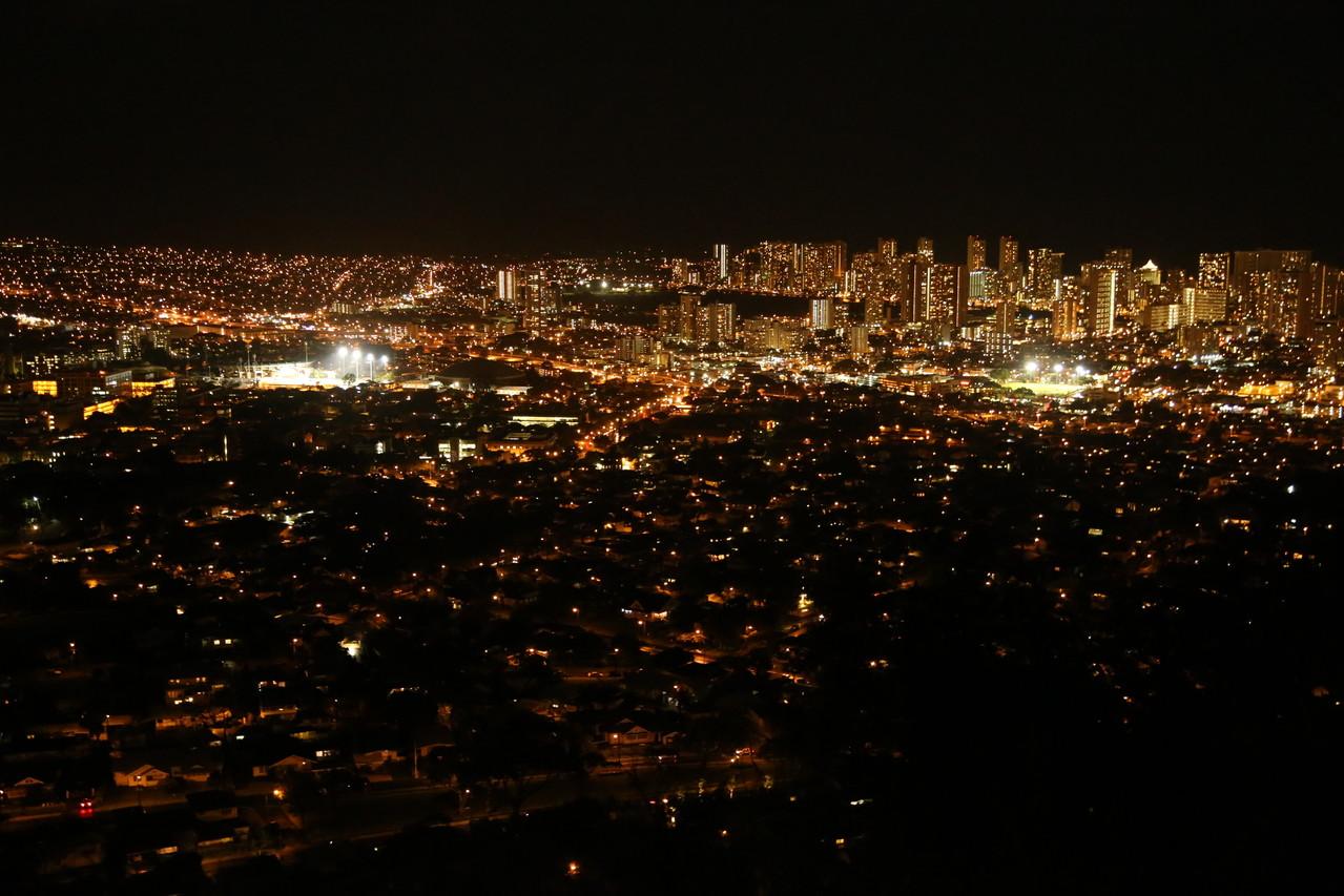タンタラスの丘 夜景1
