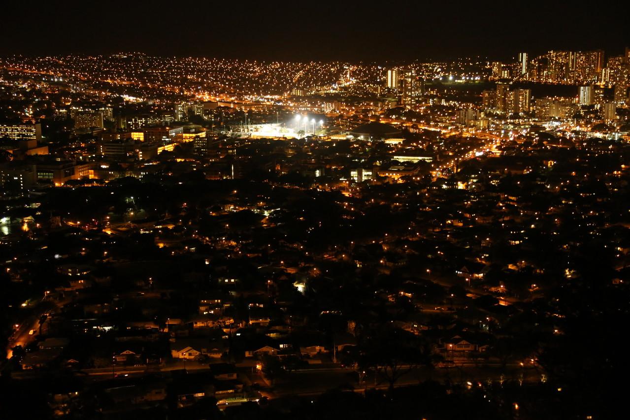 タンタラスの丘 夜景2