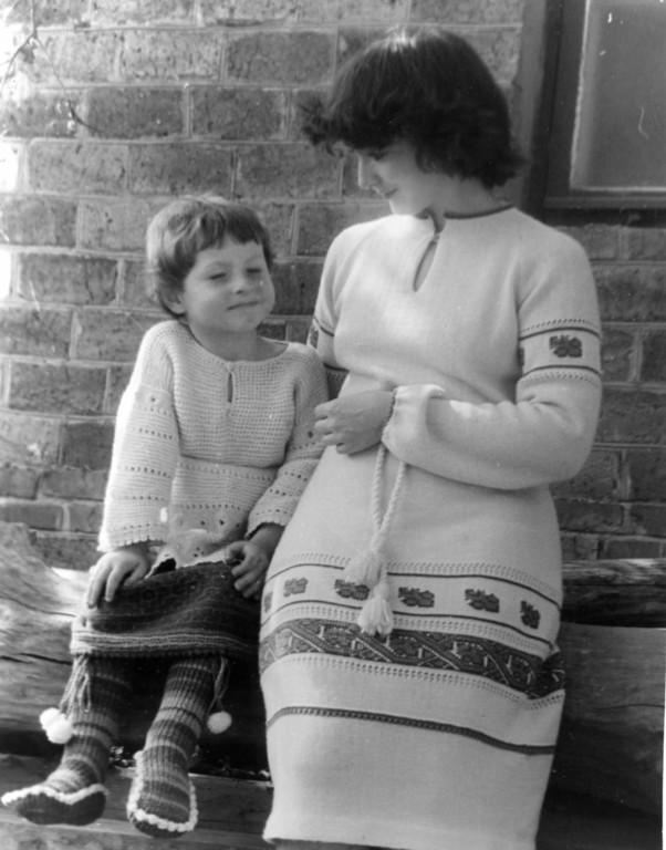 l'abito di lana      SOLD