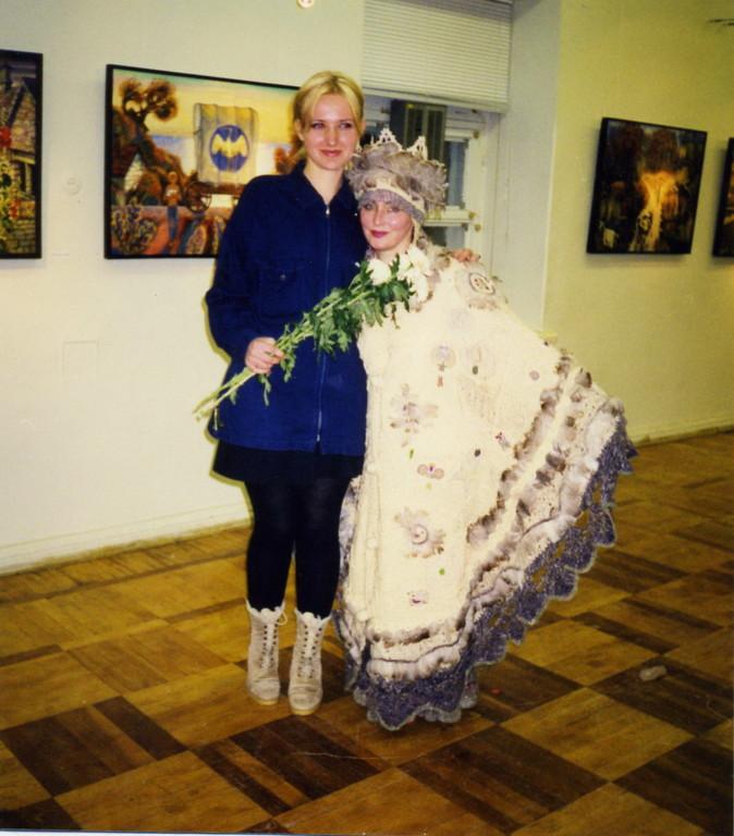 Киево-Могилянская академия. Персональная выставка