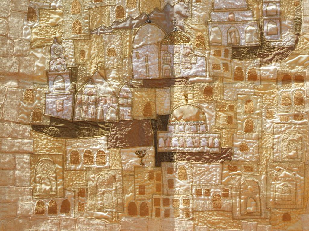 """Citta' d'oro"""" / Золотой Иерусалим (фрагмент/frammento)"""