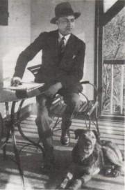 Eduard Greiß, Ehrenvorsitzender mit Arras