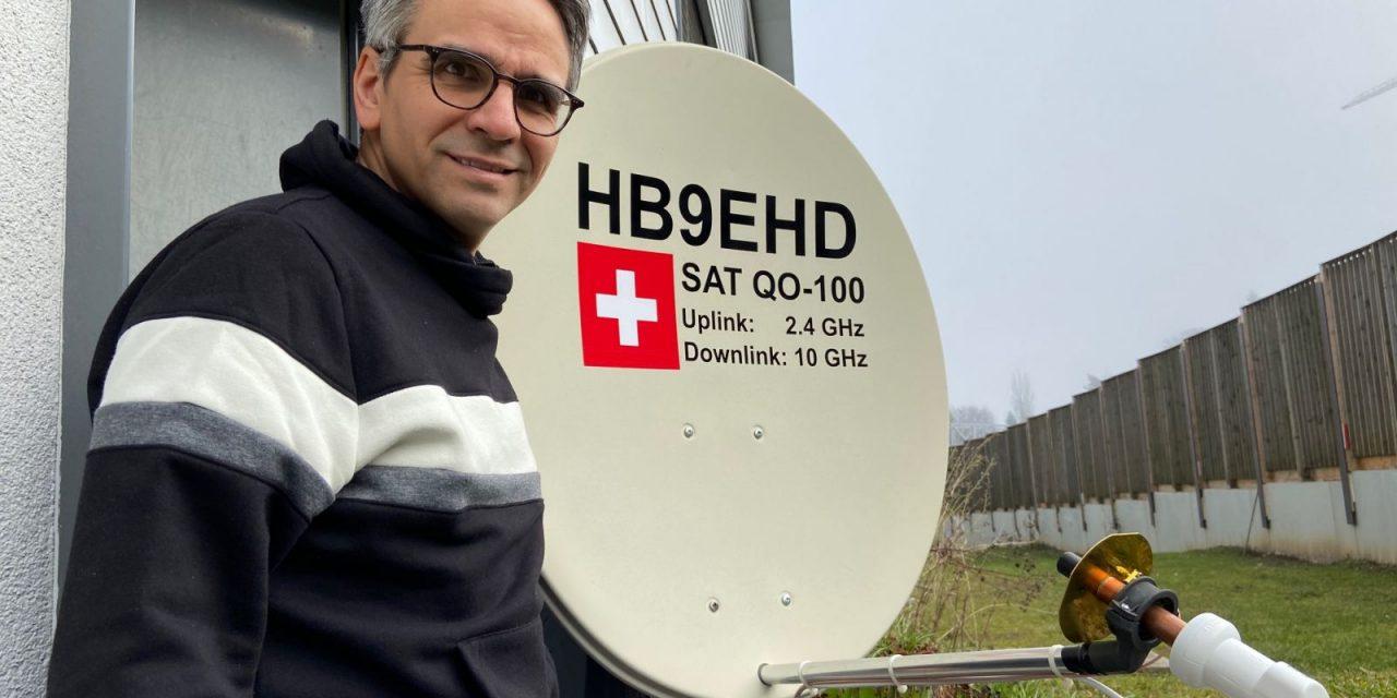 HB9EHD als 5VDE vom 11.02. - 20.02. qrv