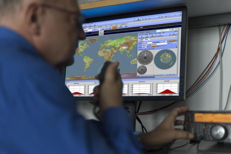 Satellitenwebinar für Einsteiger mit HB9ARK: Jetzt anmelden