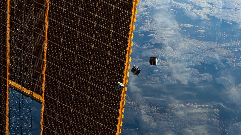 NZZ: Bericht über Cubesat