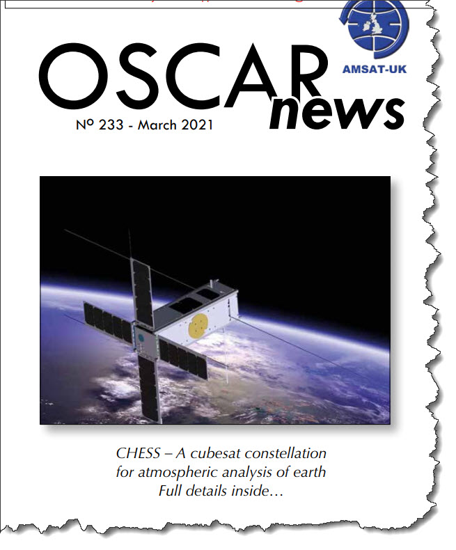 CHESS in den Oscar News