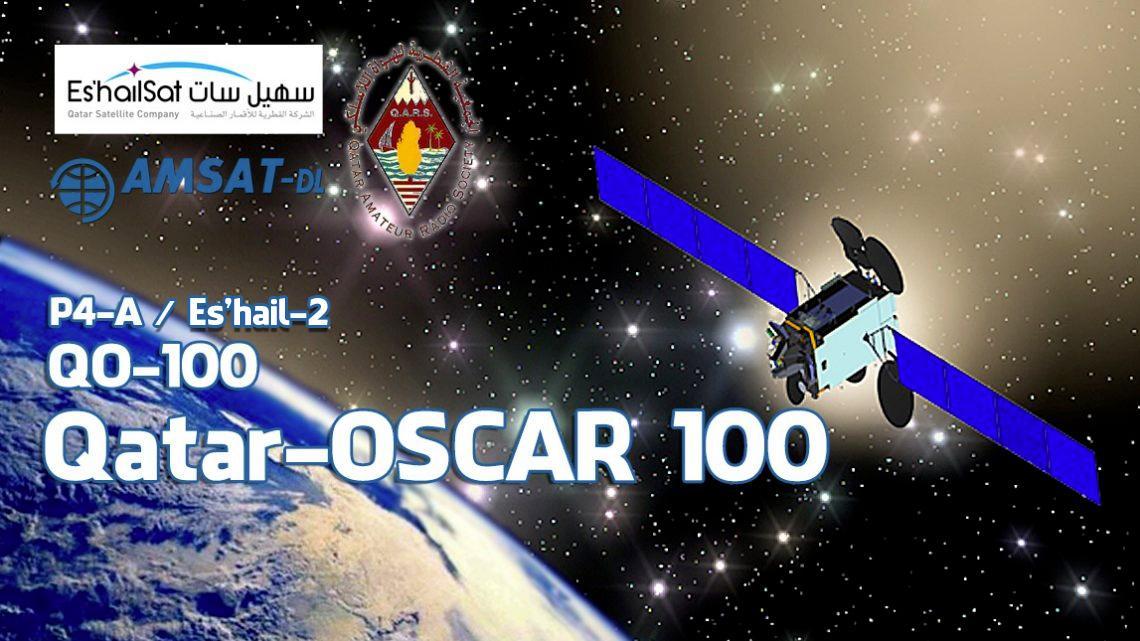 QO-100 Notruffrequenz 10489.860