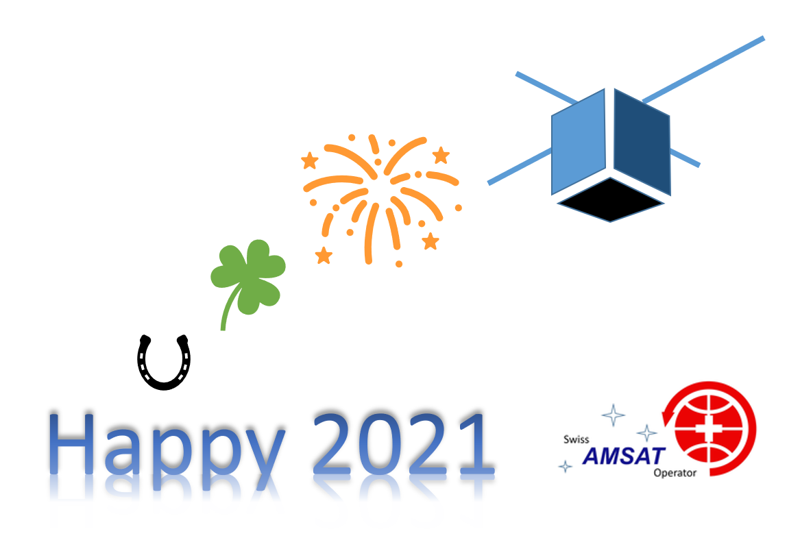 Happy New Year - News zum 2021