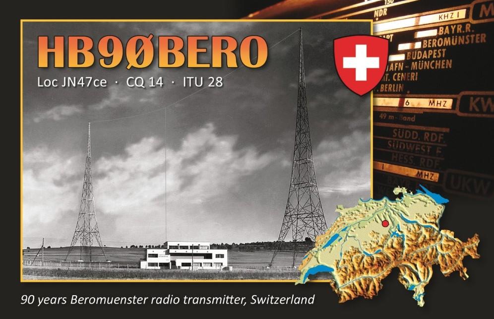 HB90BERO auf QO-100 qrv