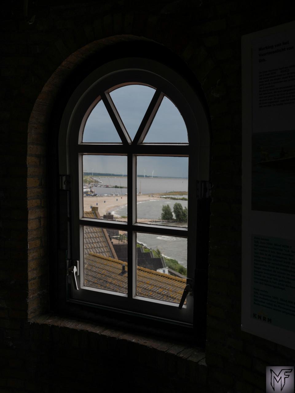 Urk, Leuchtturm, Mies Vandenbergh Fotografie