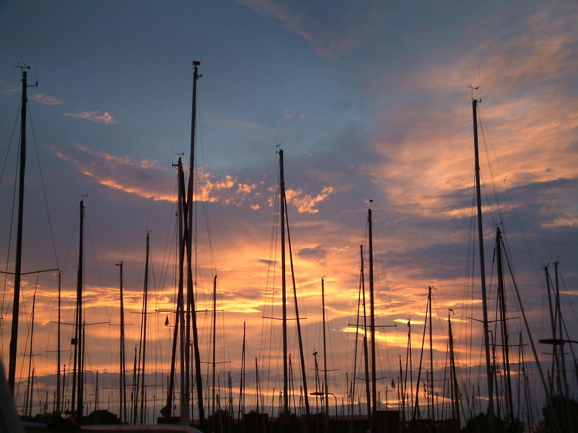 Volendam, Ijsselmeer, Holland, Wasser, Segeln, Urlaub, Mies Vandenbergh Fotografie