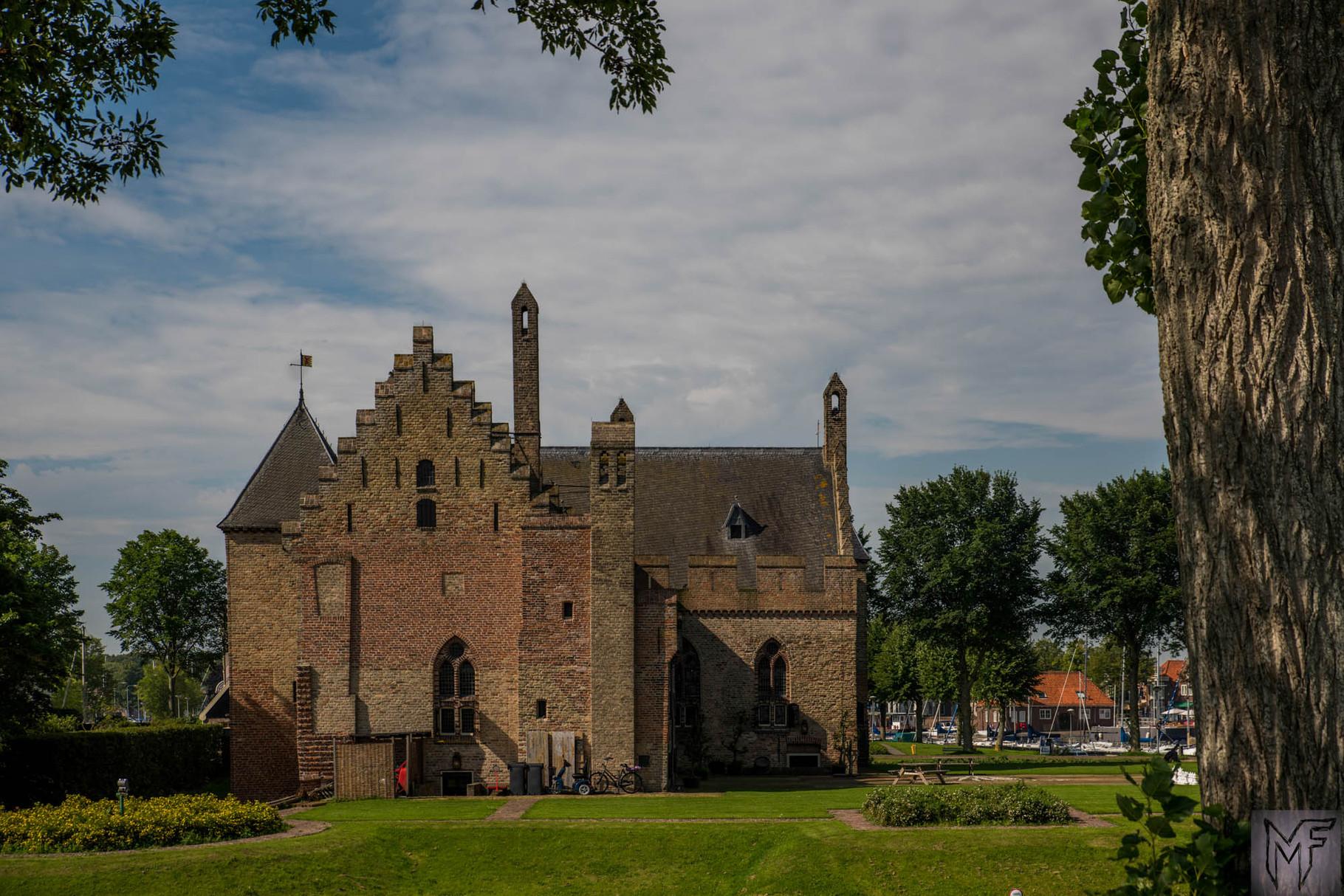 Medemblik Schloss 2 Mies Vandenbergh Fotografie