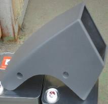 FRP製トラック用コンソールBOX